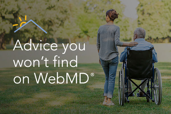 Advice You Won't Find on WebMDⓇ