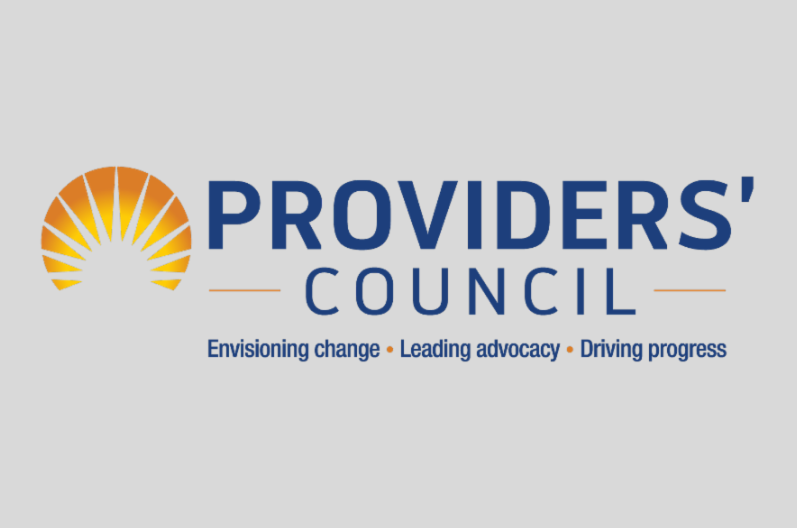 Providers' Council Pro-Workforce Legislative Agenda