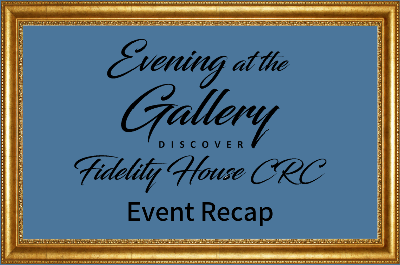 Evening at the Gallery Recap