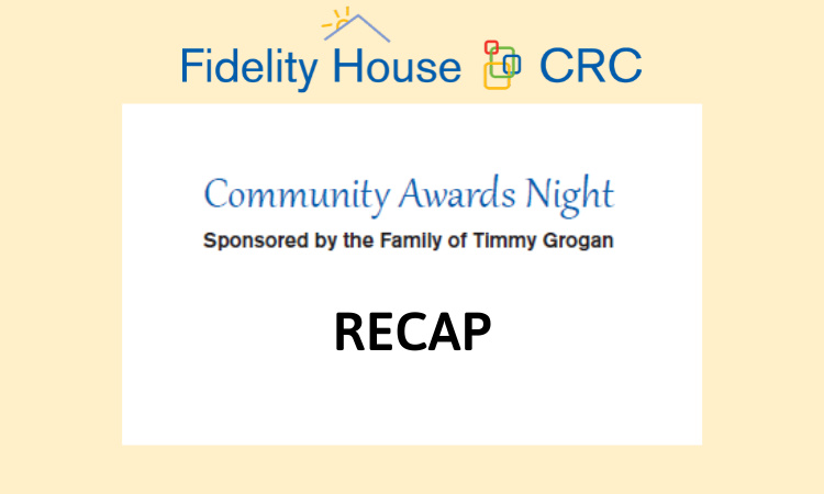 Community Awards Night Recap
